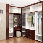lemari pakaian U dlm